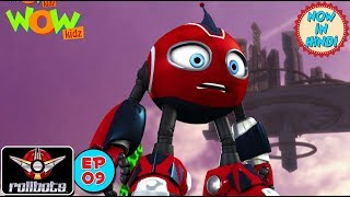 RollBots : Two Left Feet : Episode 9 : Action animation for kids