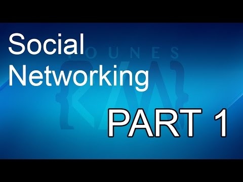 Create Social Networking Website Using PHP Html CSS JQuery AJAX Part 1