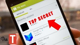 10 SECRET Apps NOT On The Google Play Store