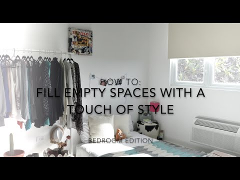 Decorate awkward spaces in your room with style | Stephlinn