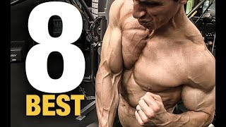 The 8 Best Chest Exercises (NO BENCH OR DIPS!)