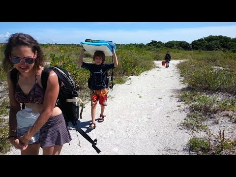 Kingfisher Ferry thrills and exploring Cayo Costa State Park beach