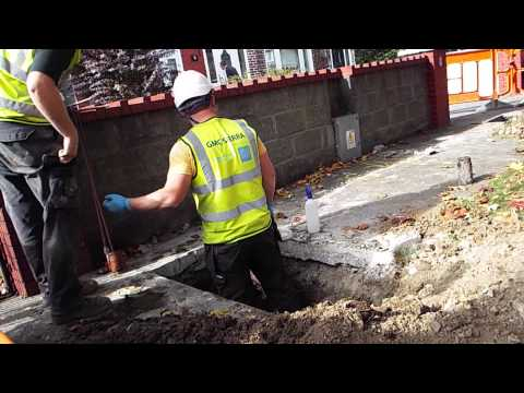 Water Meter Removal in Foxhill