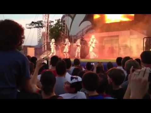 Star wars dance