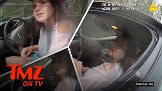Roswell PD Flip Coin To Determine Drivers Arrest | TMZ TV