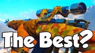 The BEST Sniper in COD WW2!?