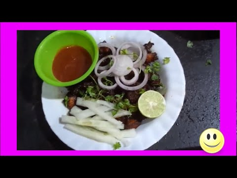 How to Make Chicken Manchurian | Chicken Manchurian Recipe | With English and Hindi Subtitles