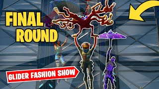 Fortnite   Fashion Show! Skin Competition! *FINAL ROUND* & EMOTES WINS! [9/9]