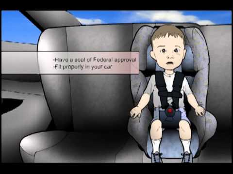 Legal Requirements of Seat Belts - Florida