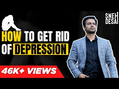 How to GET Rid of Depression | Sneh Desai LIVE Talks (Life Coach)