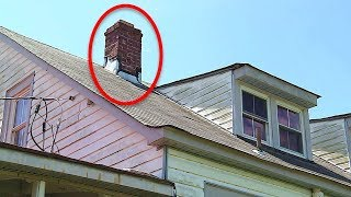 Neighbours Hear Cries For Help Inside Chimney, Then Firefighters Find Their Worst Nightmare