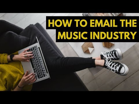 How to Send an Effective Email to the Music Industry