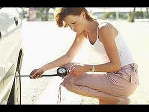 How to Adjust Tire Pressure for Hot/Cold Weather