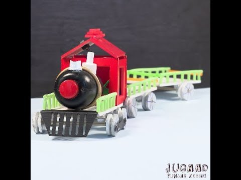 How to Make an Electric Train