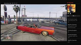 GTA 5 Online | BUYING A LOWRIDER