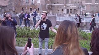 BeatBox Insane in Rome (Onetake Streetvideo Part #1)