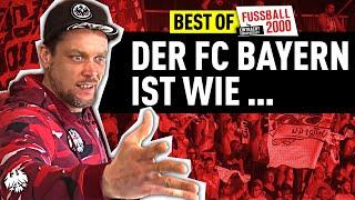 Fußball-Vergleiche aus der Hölle! (BEST OF!)   FUSSBALL 2000 - Eintracht-Videopodcast