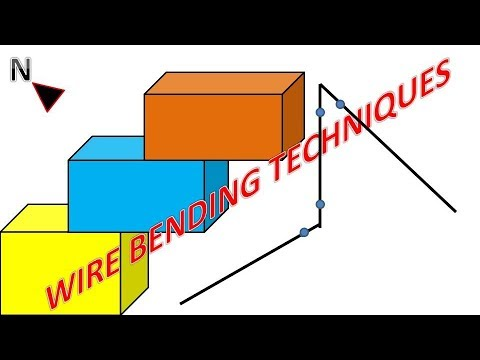 How Box Working and Very Effective Way - WIRE BENDING TECHNIQUES