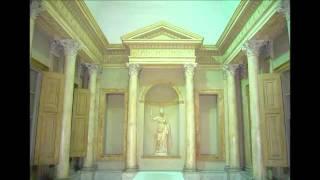 The Museum of the Roman Civilization- Museo della Civiltà Romana
