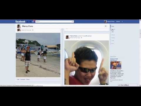 How to Activate Facebook Timeline FB new Profile tutorial