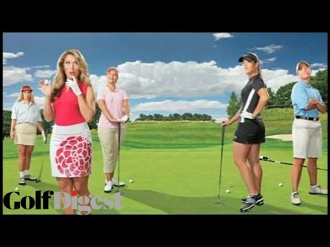 How Are Women Treated in Golf?-Behind The Scenes-Golf Digest