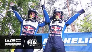 WRC - 73rd PZM Rally Poland 2016: WINNER Andreas Mikkelsen