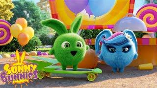 SUNNY BUNNIES - Party Time   Season 5   Cartoons for Children