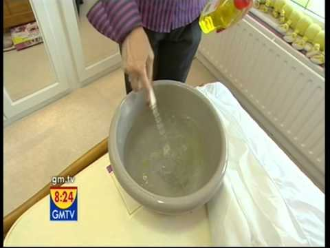 Aggie GMTV cleaning tips 2