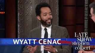Download Wyatt Cenac Got 'Stuntman' On An Aptitude Test Video