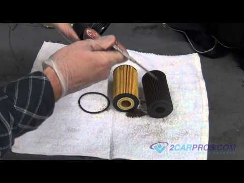 Oil Change & Filter Replacement Chevrolet Cruze 2008-2015