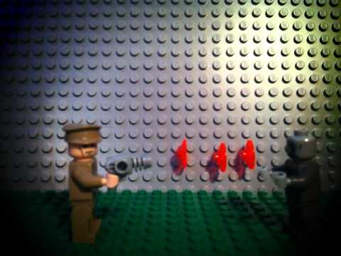 Lego Call of Duty Ray Gun