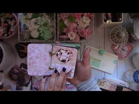 WRMK Planner Punch Board & Mini Envelope Punch Board ~ 3x4 Mini Album