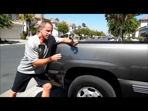 Car paint scratch:You can't fix what you don't understand!
