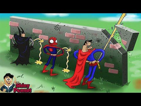 Xxx Mp4 Inilah Jadinya Kalo Superman Komik Kocak DC Marvel Yang Ngocok Perut 3gp Sex