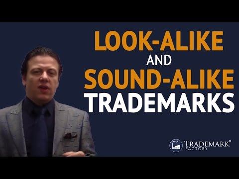 Look Alike and Sound Alike Trademarks | Trademark Factory® FAQ