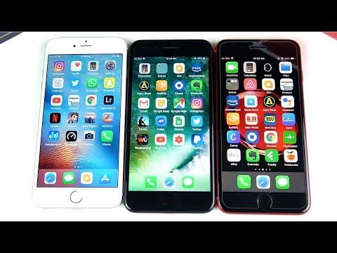 iPhone 6S Plus vs iPhone 7 Plus vs iPhone 8 Plus Revisited!