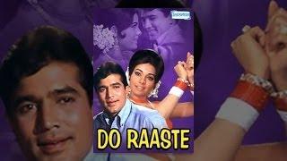 Do Raaste (1969) - Hindi Full Movie - Rajesh Khanna - Mumtaz - 60