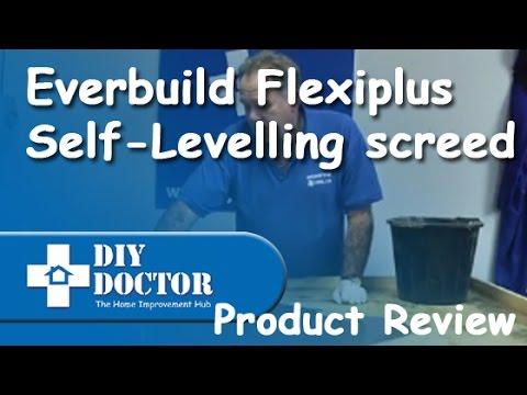 Everbuild Flexiplus Self Level Floor Compound