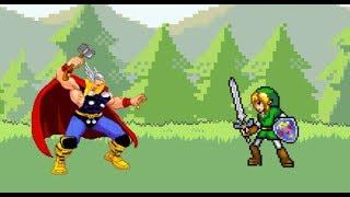 Link vs Thor