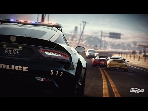 Need For Speed Rivals , Wreck Racers