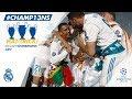 Real Madrid Party Amp Amp Celebration At The Santiago Bernabéu  Champions League Winners 2018