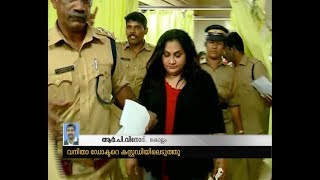 Drunken Lady doctor hits 6 vehicle and 3 injured in Kollam