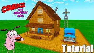 Minecraft Tutorial How To Make Fred Flintstones House The Flintstones