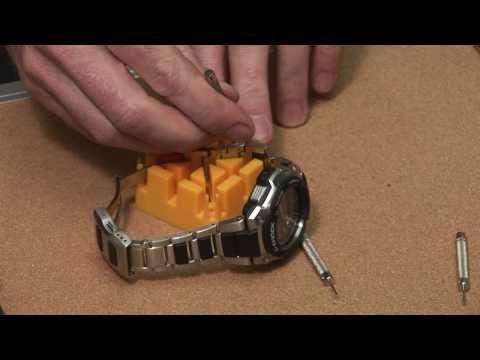 DIY Watchband Adjusting