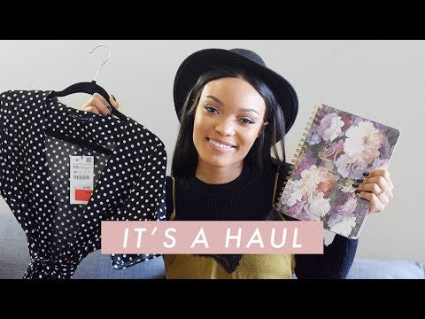 End of Year Sale Haul - Zara Sale, Forever 21, Colourpop | Alicia Fuller