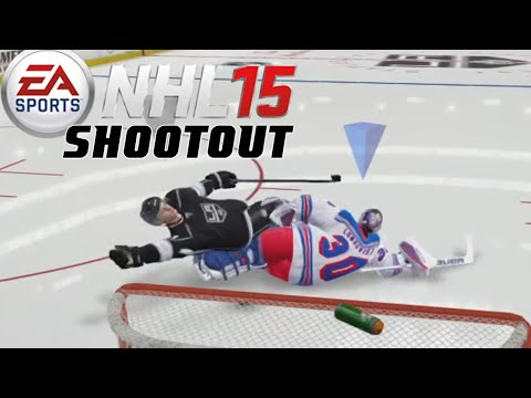 NHL 15: Shootout Commentary ep. 1