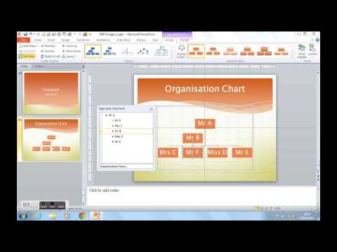 How To Create A Diagram In Microsoft PowerPoint