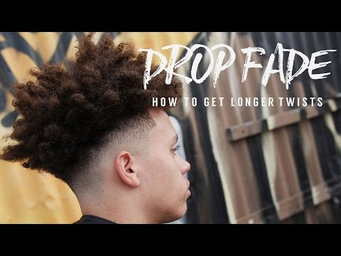 💈 FRESH FADE | HOW TO GET LONGER TWISTS