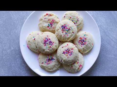 Condensed Milk Cookies Recipe