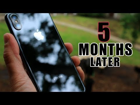 iPhone X 5 Months Later | My Personal Experience